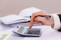 Accounting services (single and constant)