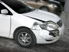 Car assessment after road accident legal services