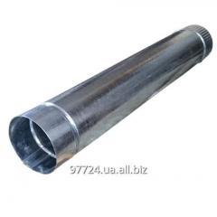 Воздуховод круглый из оцинкованной стали