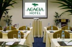 Acacia Hotel, Рас Аль Хайма, ОАЭ, 04.04.17
