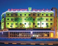 Al Bustan Centre & Residence, Дубаи, ОАЭ, 15.02.17