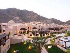 Miramar Al Aqah Beach Resort, Фуджейра, ОАЭ, 15.02.17