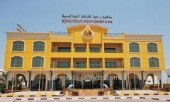 Royal Beach Resort & SPA Sharjah, Шарджа, ОАЭ, 16.02.17