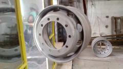 Пескоструйная обработка дисков