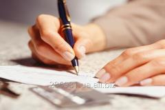 Услуги по сертификации диетических добавок, косметических средств, разработке ТУ и патентированию