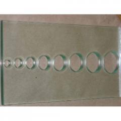 Drilling of openings diameter 14,15,20,26,30,35mm
