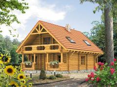 Строительство деревянного дома 42