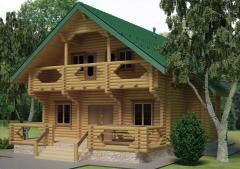 Строительство дома 10