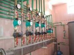 Монтаж и реконструкция систем отопления...