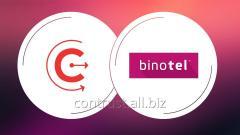 Телефония Binotel