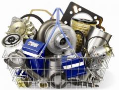 Technical consultation on selection of spare parts