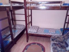 Аренда  мест и номеров в  хостеле