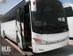 Автобуса с водителем, не регулярные перевозки пассажиров
