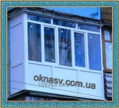 Балкон ремонт под ключ Кривой Рог.