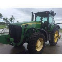 Аренда Трактора John Deere 8330