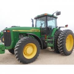 Прокат Трактора John Deere 8410