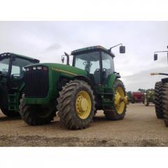 Прокат Трактора John Deere 8400