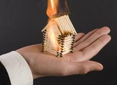 Insurance upon fire risks and spontaneous