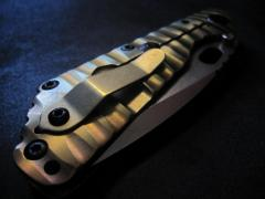 Anodizing of the titan