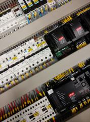 Production of the panel board equipmen