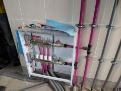 Installation of solid fuel boilers