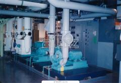 Sanitary-engineering works of any complexity