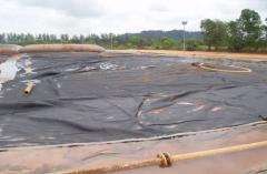 Disposal of sludge