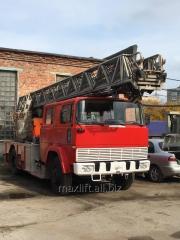 Автовышки от компании Maxlift до 40 метров! Харьков, Украина