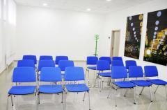 Малый конференц-зал на Тополе