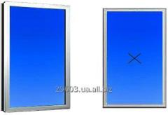 Installation of X-ray protective Windows