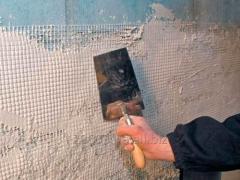 Защита стен баритом