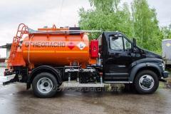 Аренда/Услуги бензовоза, Перевозка дизельного топлива, бензина  7 гр/км.
