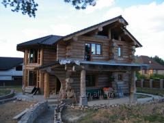 Пластиковые окна Rehau в деревянный дом. Энергоэффективное остекление