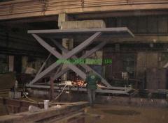 Производство подъемных столов