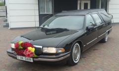 Catafalque limousine