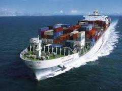 Tanker sea transportations