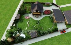 Ландшафтный дизайн: создание и реализация проектов