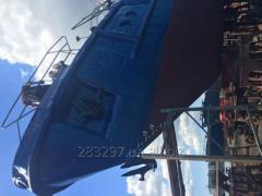 Услуги порта, элеватора по хранению и перегрузке грузов