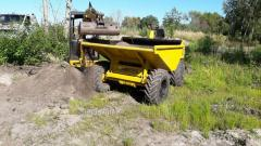 Аренда землеройной техники