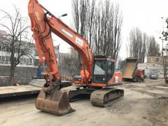 Rent Excavator caterpillar DOOSAN DX225 LC