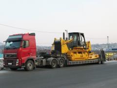 Аренда трала, услуги низкорамного трала Киев и Украина
