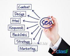 Продвижение SEO для сайтов и интернет-магазинов