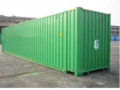Аренда морских контейнеров в Украине