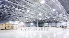 Модернизация освещения путем переоснащения его на светодиодные источники света