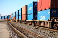 Железнодорожные перевозки груза по Украине