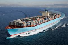 Перевозки грузов морем