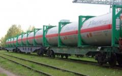 Agreement of cargo transportation claim with the