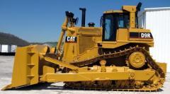 Rent of the bulldozer Shantui SD 23/CAT 6/SAT5/DT