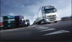 Trucking parcel
