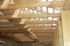 Устройство деревянных конструкций
